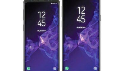 Lộ diện siêu phẩm Samsung Galaxy S9
