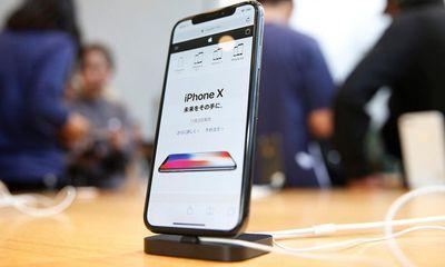 Doanh số iPhone X khiến giới sản xuất linh kiện châu Á lo lắng