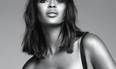 Siêu mẫu Naomi Campbell và bí quyết giữ dáng như gái dậy thì