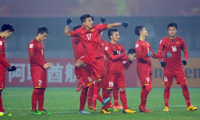 Hà Nội khen thưởng đột xuất Quang Hải và 5 cầu thủ U23 Việt Nam