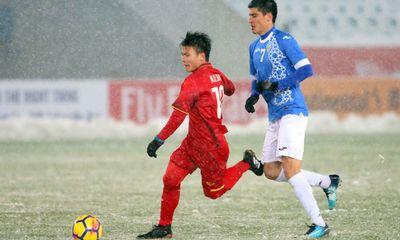 Bàn thắng đẹp nhất VCK U23 châu Á: Quang Hải không có đối thủ