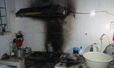 Bình gas rò rỉ gây cháy khiến 3 người thương vong