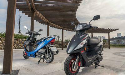 Xe tay ga Suzuki đẹp long lanh giá chỉ 28 triệu đồng