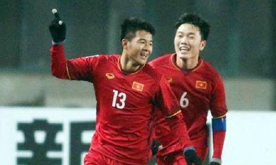 Tuyển thủ U23 Việt Nam chưa chắc suất chính thức tại V.League