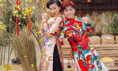 Ngô Thanh Vân - Jun Phạm cười tít mắt, siêu