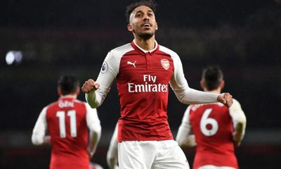 Arsenal 5-1 Everton: Ramsey toả sáng, Aubameyang khai hoả