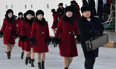 """Hơn 150 nghìn người Hàn Quốc """"săn vé"""" chương trình nghệ thuật đoàn Triều Tiên"""