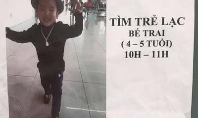 Bé trai 5 tuổi mất tích cùng chiếc iPhone 7 xôn xao dân mạng