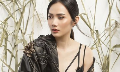 Diệu Linh bất ngờ trở lại với bộ ảnh thời trang đặc biệt đón Tết