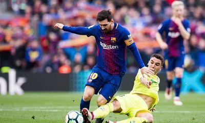 Vòng 23 La Liga: Barca bất ngờ chia điểm ngay tại sân nhà