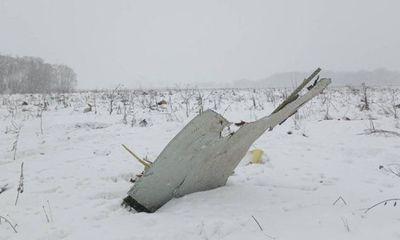 Hộp đen thứ nhất của chiếc máy bay An-148 ghi lại thông tin gì?