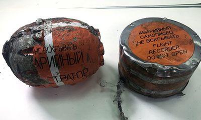 Hé lộ nguyên nhân ban đầu vụ rơi máy bay ở Nga sau khi giải mã hộp đen