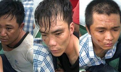Bắt giữ băng nhóm chuyên dàn cảnh cướp giật tại chợ hoa Tết