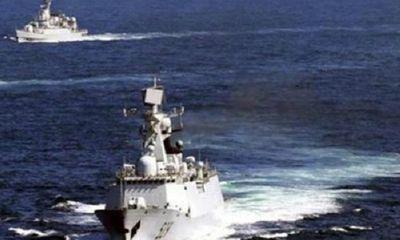 Trung Quốc đưa tàu chiến vào Ấn Độ Dương trong bối cảnh khủng hoảng ở Maldives