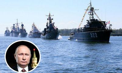 Nga triển khai 20 tàu chiến đến biển Baltic để 'dằn mặt' NATO