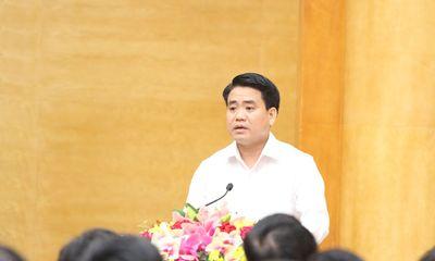 Chủ tịch Hà Nội yêu cầu các cơ quan không sử dụng xe công đi lễ hội