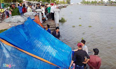 Tìm thấy thi thể người phụ nữ mất tích trên sông Maspero sáng mùng 5 Tết