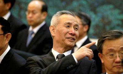 Cố vấn kinh tế hàng đầu Trung Quốc tới Mỹ để đàm phán lại về chiến tranh thương mại?