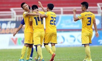 Sông Lam Nghệ An 2-0 Johor Darul Ta'zim: Tuyển thủ U23 tỏa sáng