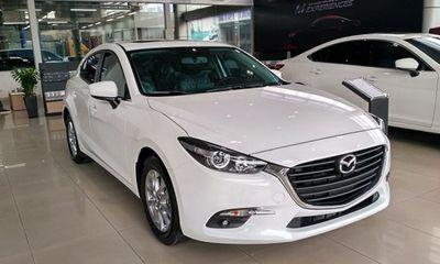 Bảng giá ô tô Mazda mới nhất tháng 3/2018 tại Việt Nam