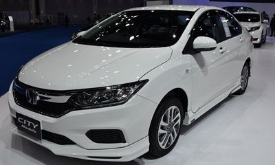 Bảng giá ô tô Honda mới nhất tháng 3/2018 tại Việt Nam