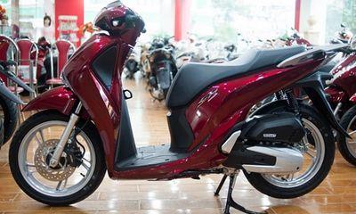 Bảng giá xe máy Honda mới nhất tháng 3/2018 tại Việt Nam