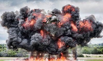 Ấn Độ muốn mua trực thăng Apache của Mỹ để bảo vệ biên giới với Trung Quốc
