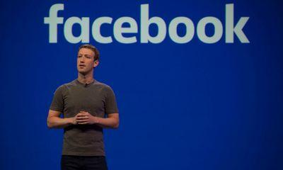 Mark Zuckerberg tiếp tục bán gần 500 triệu USD cổ phiếu Facebook