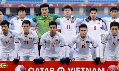 Lên phương án tính thuế cho hơn 42 tỷ tiền thưởng của đội U23 Việt Nam