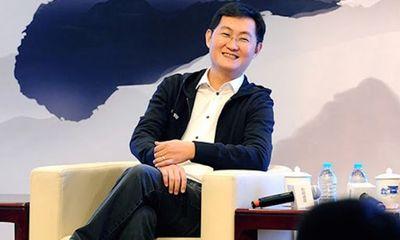 Ông chủ Tencent soán ngôi Jack Ma thành người giàu nhất Trung Quốc