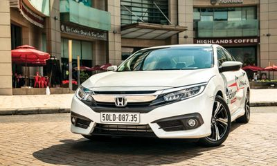 Lộ giá Honda Civic, rẻ hơn giá bán cũ 150 triệu đồng