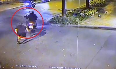 Video: Nữ du khách nước ngoài bị giật túi xách khi đi bộ ở Sài Gòn