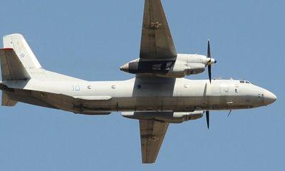 Nga: Máy bay An-26 rơi ở Syria, 39 người thiệt mạng