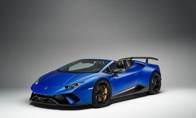 Lamborghini ra mắt