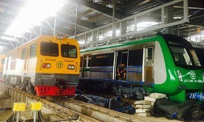 Dự án đường sắt Cát Linh - Hà Đông sẽ vận hành vào quý 4/2018