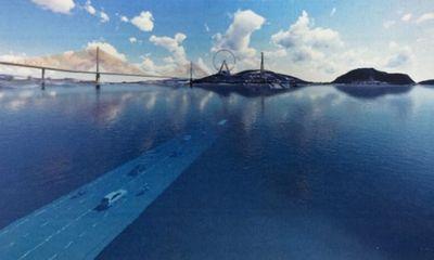 Quảng Ninh dự kiến xây đường hầm xuyên biển 8.000 tỷ đồng