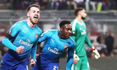 Clip AC Milan 0-2 Arsenal: Thầy trò Wenger trút giận