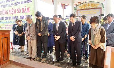 41 người Hàn Quốc cúi đầu xin lỗi vụ thảm sát Hà My