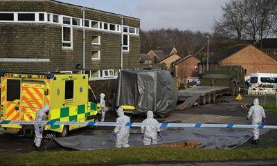 Cảnh sát Anh xác định hơn 200 nhân chứng trong vụ đầu độc gián điệp Nga