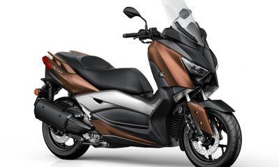 Cận cảnh mẫu Yamaha XMax 250 2018 giá