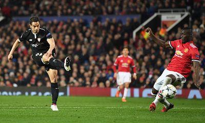 Man United cúi gằm mặt rời Champions League sau thất bại cay đắng