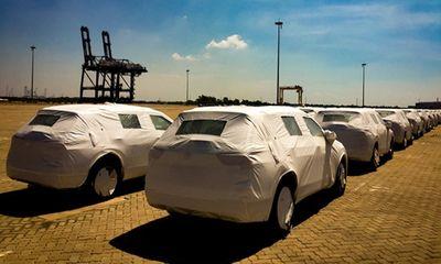 Lô ô tô 7 chỗ Volkswagen Tiguan về Việt Nam, giá 1,7 tỷ đồng