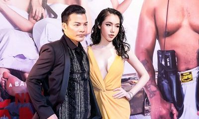 Elly Trần gợi cảm