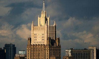 Bộ Ngoại giao Nga: Anh cố tạo ra một chiến dịch chống lại Nga