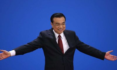 Thủ tướng Trung Quốc Lý Khắc Cường tái đắc cử