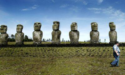 UNESCO: Các bức tượng trên Đảo Phục Sinh có thể bị chìm xuống biển