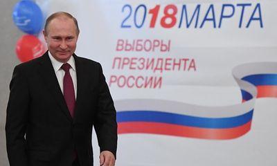 Bầu cử Tổng thống Nga: Ông Vladimir Putin tái đắc cử