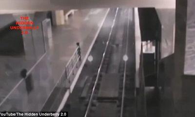 Trung Quốc: Sự thật về đoạn video quay cảnh đoàn 'tàu ma' vào ga gây xôn xao dư luận