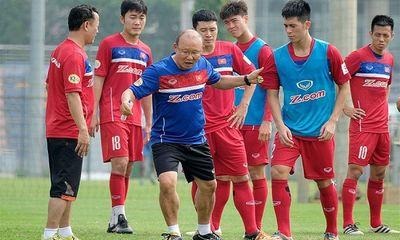 Danh sách 23 cầu thủ tuyển Việt Nam đấu Jordan