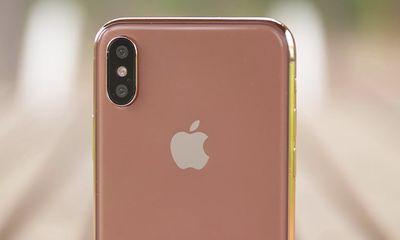 Lộ ảnh iPhone X màu vàng đồng ra mắt vào ngày 27/3?